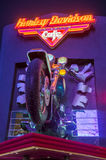 Harley Davidson Cafe Photo libre de droits