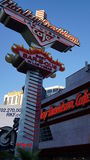 Harley Davidson cafe in Las Vegas Stock Image