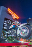 Harley Davidson Cafe Stock Photos