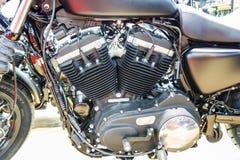Harley Davidson car shows Stock Photos