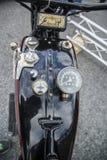 1927 Harley Davidson, 1000 centímetros cúbicos Imagens de Stock
