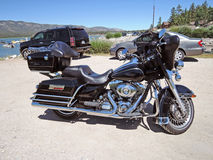 Harley-Davidson Classic Royalty Free Stock Photos