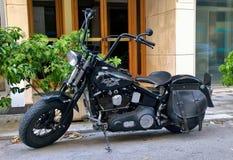 Harley davidson cross bones Stock Photography