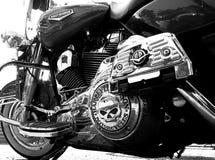 Harley - Davidson Stock Photo