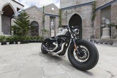 Harley Davidson Czterdzieści osiem zdjęcie royalty free