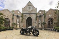 Harley Davidson Czterdzieści osiem zdjęcia stock