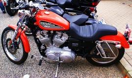 Harley Davidson Stock Photography
