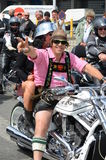Harley Davidson Days in Hamburg, Germany Stock Photo