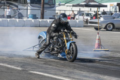 Free Harley Davidson Drag Bike Stock Photo - 44991570