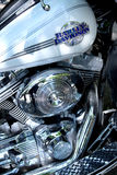 Harley Davidson Electra Glide. Famous american motorbike Harley Davidson Electra Glide Stock Photos