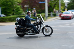 Harley-Davidson Eleven Bike Fest Fotografie Stock Libere da Diritti
