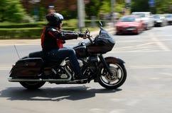 Harley-Davidson Eleven Bike Fest Fotografie Stock