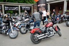 Harley-Davidson Eleven Bike Fest Fotografia Stock Libera da Diritti