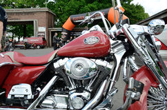 Harley-Davidson Eleven Bike Fest Royalty Free Stock Photography