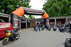 Harley-Davidson Eleven Bike Fest Stock Photography