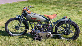 1926 Harley-Davidson FL Bobber Stock Photos