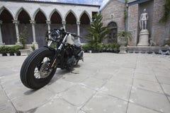 Harley Davidson Forty-Eight. Bangkok,Thailand - 2015 June 28 : Harley Davidson Forty-Eight in the Benedict Studio Bangkok , Thailand Stock Photos