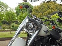 Free Harley Davidson Front Forks Tank Saddle Handle Bars Stock Photos - 117973153