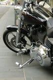 Harley-Davidson icónico es fabricante americano de la motocicleta fundado en Milwaukee, Wisconsin en 1903 fotos de archivo