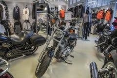 2013 Harley-Davidson, le bas superbe de Sportster Images libres de droits