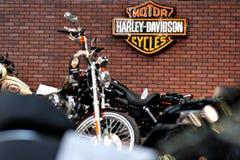 Harley Davidson logo Stock Photos