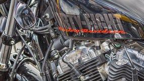 Harley Davidson logo Royalty Free Stock Photography