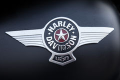 Harley Davidson logo Stock Images