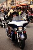 Harley Davidson MCharacters Royaltyfri Bild