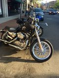 Harley Davidson royalty free stock images