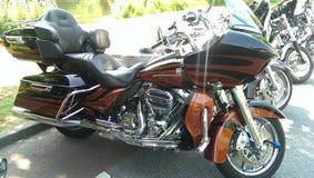 Harley Davidson. Motor bickers  day Stock Image