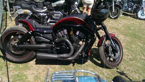 Harley Davidson. Motor bickers day royalty free stock photos
