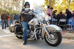 Harley Davidson motorbike Royalty Free Stock Image