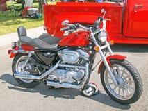 Harley-Davidson Motorcycle Stock Image