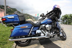 Harley Davidson Motorcycle Stock Photos