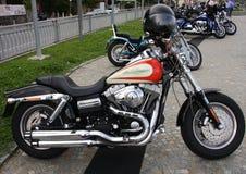 Harley Davidson Motorcycle Royalty Free Stock Photos