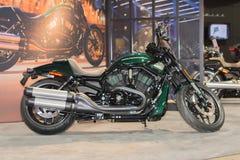 Harley-Davidson Night Rod Special 2015 Royaltyfria Foton