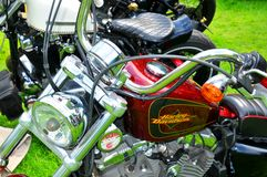 Harley Davidson Stock Photography