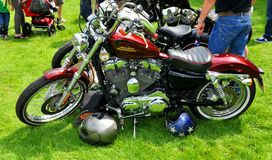 Harley Davidson Royalty Free Stock Images