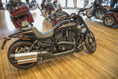2013 Harley-Davidson, nuit Rod Special Image stock