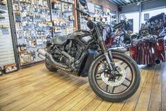 2013 Harley-Davidson, nuit Rod Special Image libre de droits