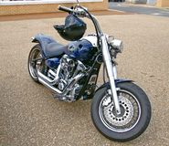 Harley Davidson pająka rower Obrazy Royalty Free