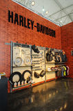 Harley davidson pavilion Stock Photos
