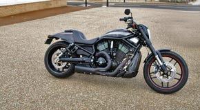 Harley Davidson Power Bike Royalty Free Stock Photo