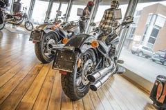 2013 Harley-Davidson, Softail λεπτό Στοκ εικόνα με δικαίωμα ελεύθερης χρήσης