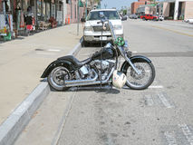 Harley-Davidson Softail Images stock