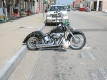 Harley-Davidson Softail Obrazy Stock