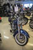 2008 Harley-Davidson, Softail Deluxe Royalty Free Stock Photos