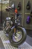 Harley - Davidson Sportster XL 1200X vooruit - Motorfiets Acht Stock Foto's