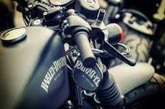 Harley Royalty Free Stock Photos