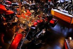 Harley-Davidson sur CDMS 2012 Images libres de droits